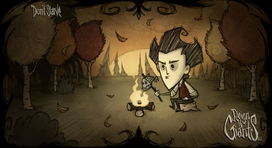 NoDVD для Don't Starve: Reign of Giants v 1.0