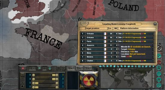 Сохранение для East vs. West: A Hearts of Iron Game (100%)