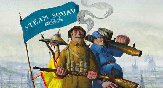 Русификатор для Steam Squad