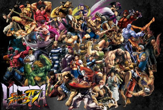 Русификатор для Ultra Street Fighter IV