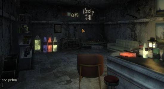 Заправочная станция Гудспрингс для Fallout: New Vegas