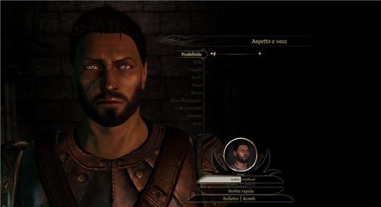 Some faces для Dragon Age: Origins