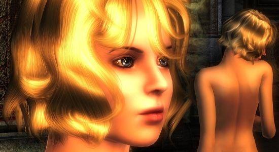oblivion - новые анимированные прически