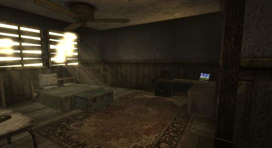 Дом - ранчо для Fallout: New Vegas