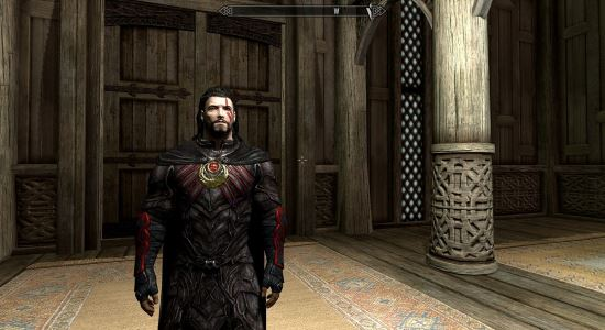 Seychos Nightingale Armor для TES V: Skyrim