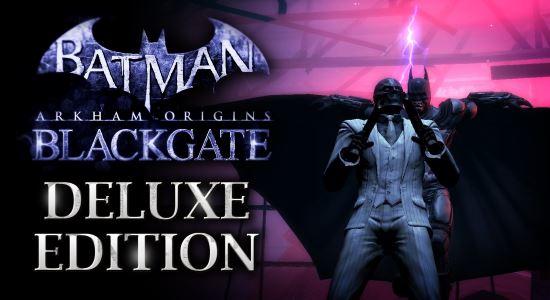 Русификатор для Batman: Arkham Origins Blackgate - Deluxe Edition