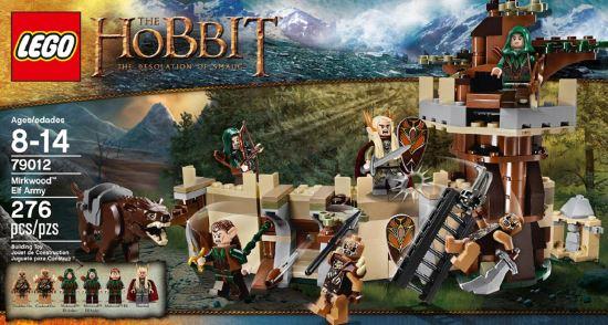 Русификатор для LEGO The Hobbit