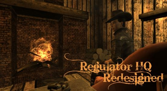Regulator HQ Redesigned для Fallout 3