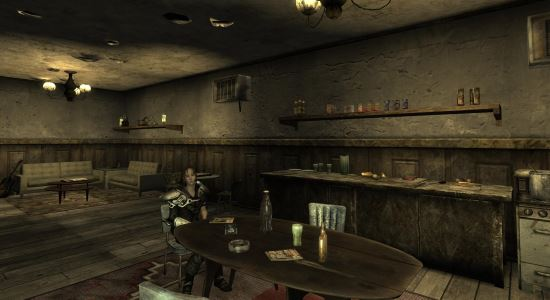 Школа Гудспрингс - новое убежище игрока для Fallout: New Vegas