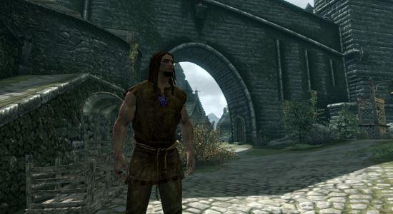 Амулет Всевышнего для TES V: Skyrim