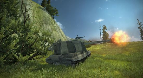Bat Chatillon155 #10 для World Of Tanks