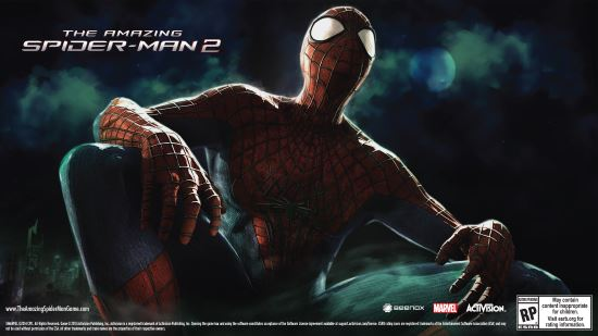NoDVD для The Amazing Spider-Man 2 v 1.0 №1