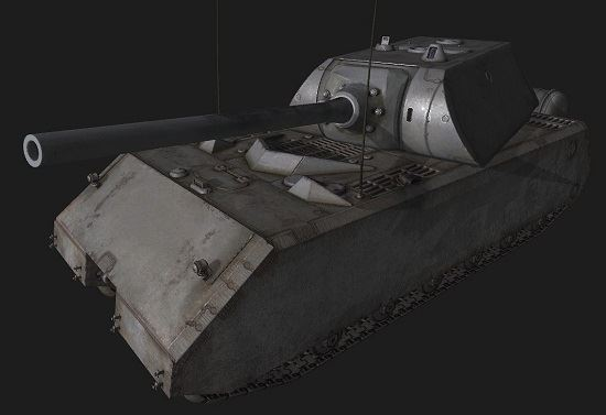 Maus #117 для World Of Tanks