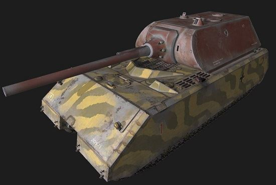 Maus #118 для World Of Tanks