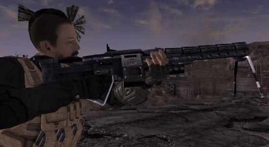 FA Binachi для Fallout: New Vegas