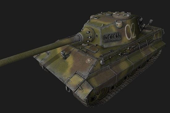 E-75 #125 для World Of Tanks
