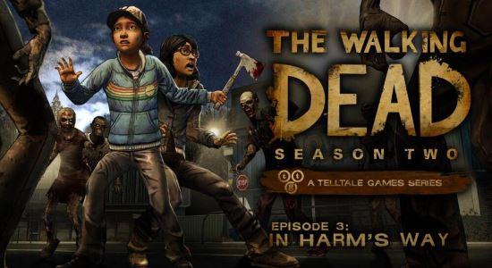 Патч для The Walking Dead: Season 2 - Episode 3 v 1.0