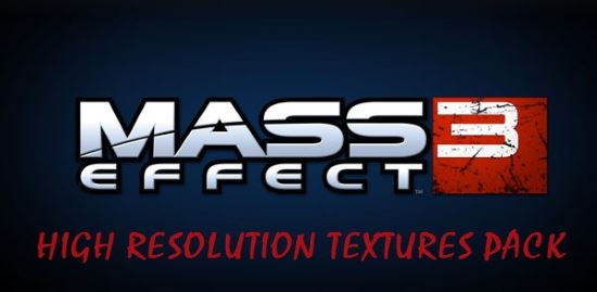 High Resolution Textures Pack для Mass Effect 3