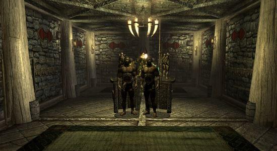 Подвал для Дома Теплых Ветров / Berts Breezehome Cellar для TES V: Skyrim