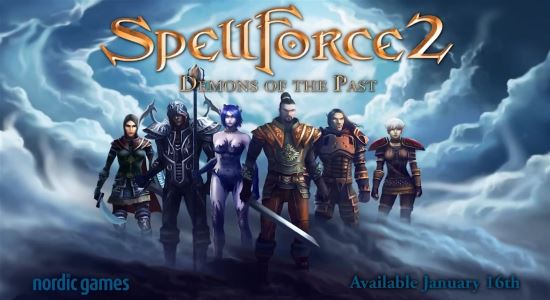 Кряк для SpellForce 2: Demons of the Past v 2.68.5408