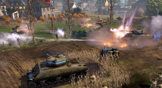 Кряк для Company of Heroes 2: The Western Front Armies v 1.0