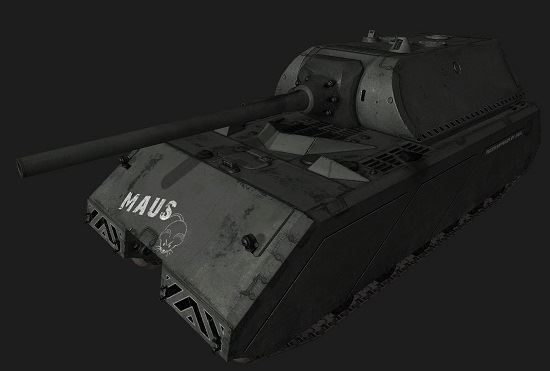 Maus #119 для World Of Tanks