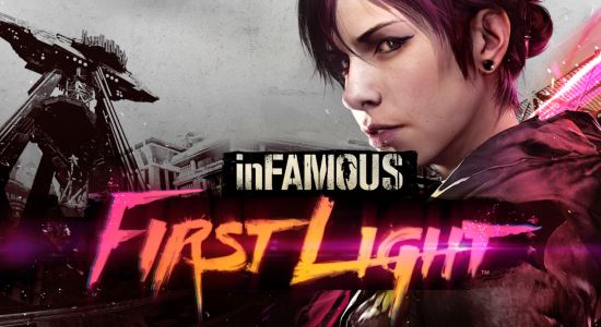 Русификатор для InFamous: Second Son - First Light