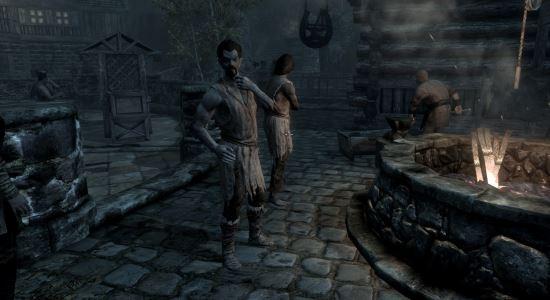 Рандомизированые жители Скайрима \ Randomly-Generated Generic Townsfolk для TES V: Skyrim