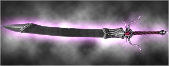 Sinblood's OrthaeSword / Клинок От Sinblood'a для TES IV: Oblivion