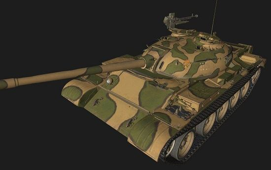 T-54 #171 для World Of Tanks