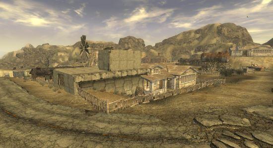 Дом в Гудспрингс / New Home для Fallout: New Vegas
