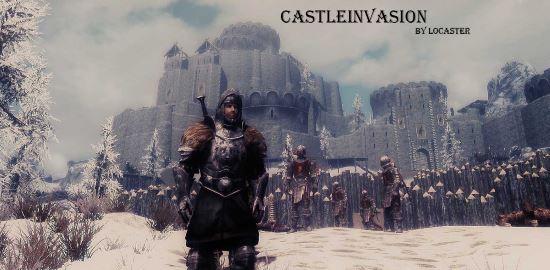 Скачать мод на скайрим 5 на свой замок с армией
