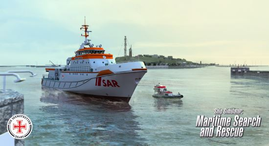 NoDVD для Ship Simulator: Maritime Search and Rescue v 1.0