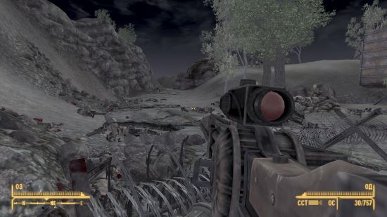 """Милитари"" - Побоище за Гудспрингс для Fallout: New Vegas"