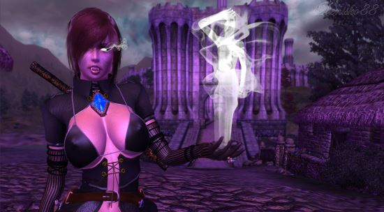BlackWire / Чёрный Хлыст для TES IV: Oblivion