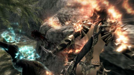 [LB] Dragon Princess / Доспехи Принцессы-дракона для TES V: Skyrim