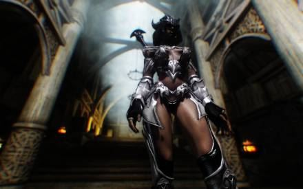 Dynasty Armor / Доспехи Династии для TES V: Skyrim