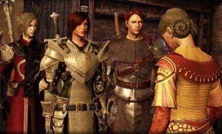 Сэр Гилмор - Ваш новый компаньон для Dragon Age: Origins
