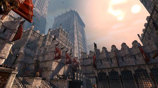 dragon age 2 высокие текстуры: