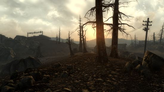 Альтон, штат Иллинойс / Alton IL - Huge World and Quest Mod для Fallout 3