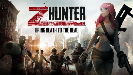 NoDVD для Z Hunter - War of The Dead v 1.0