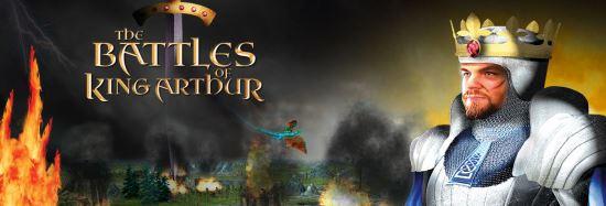 Русификатор для The Battles of King Arthur
