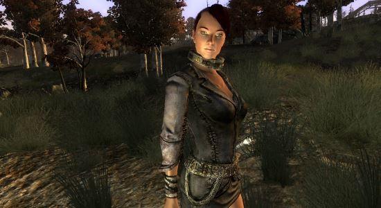 Обновленная Кловер для Fallout 3