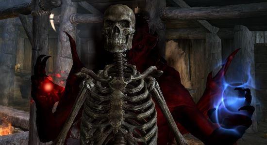Темные Маневры для TES V: Skyrim