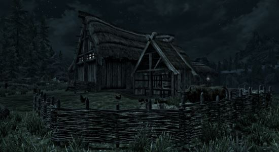 Little Farm / Маленькая ферма v 0.9.1 для TES V: Skyrim