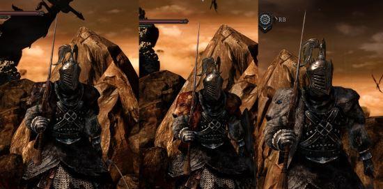 Vengarl Armor Winter для Dark Souls II
