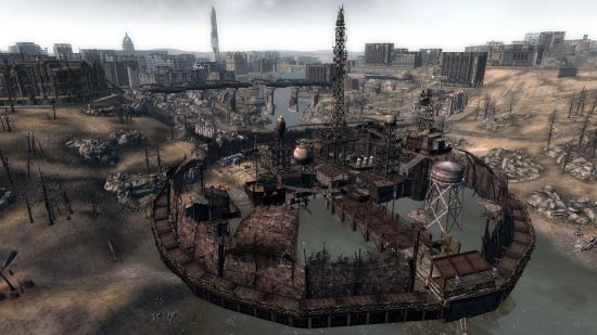 Real Time Settler - New Wave для Fallout 3