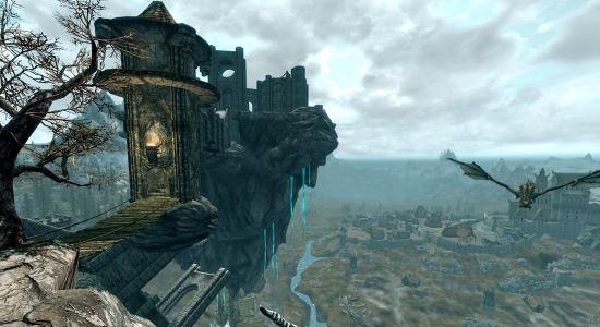 Небесный Замок v 8.0 для TES V: Skyrim