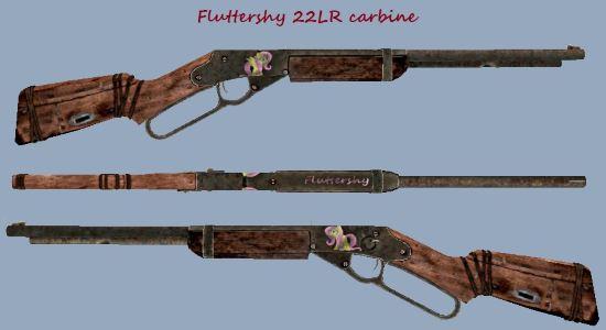 Fluttershy / Флаттершай для Fallout: New Vegas