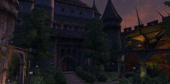 Мистический Особняк v 6.3d для TES IV: Oblivion